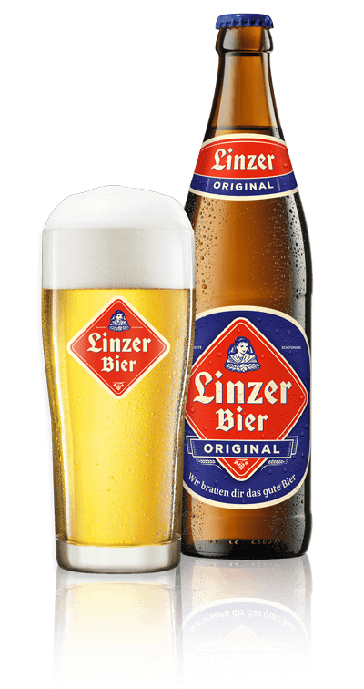 Imagebild Linzer Bier