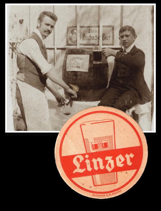 Linzer Bier Historie